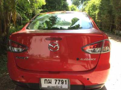 2013 Mazda 2 Elegance 250,000 B