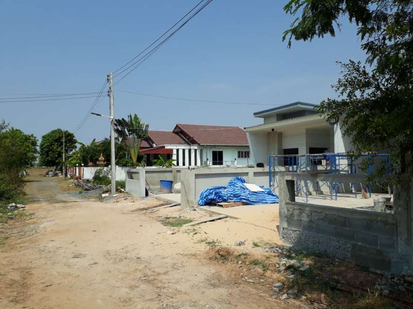 Building land for sale