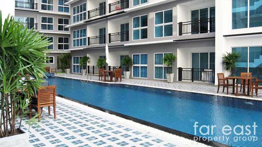 Avenue Residence Studio For Rent Or Sale