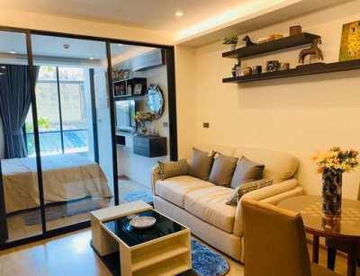 FOR RENT 168 CONDO SUKHUMVIT 36 / 1 bedroom / 30 Sqm.**20,000**