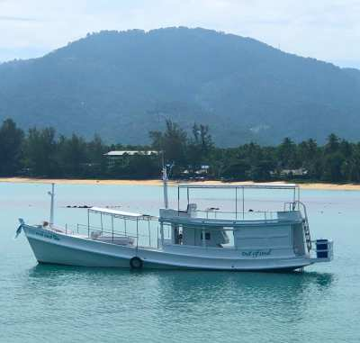 Ex Thai trawler with total refit - Unique opportunity!