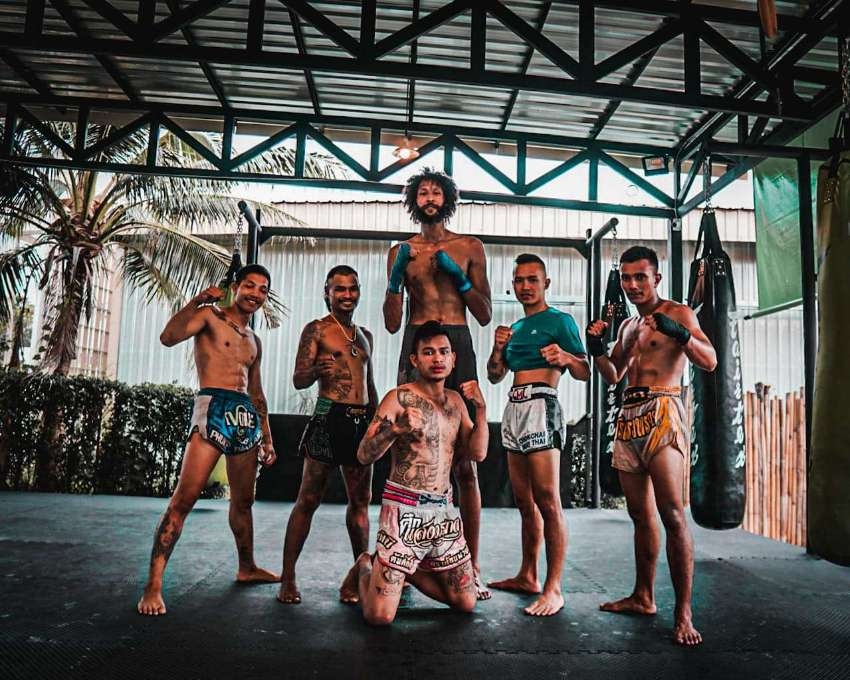 Rely on Evolve Health Club for the Best Muay Thai Classes