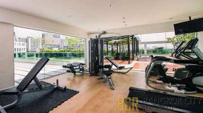 TC Green Condo Very High Floor 1 Bedroom Unit for Rent - Hot Price