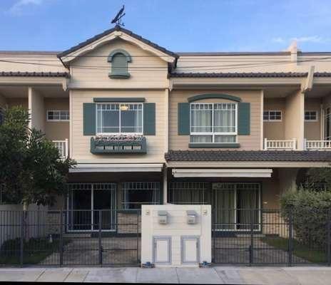 (เช่า) FOR RENT INDY BANGNA KM.7 / 2 beds 3 baths / 20 Sqw.**23,000**