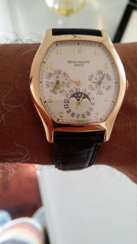 Patek Philippe 5040J Perpetual Calendar Perpetual Automatic Watch
