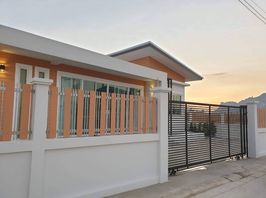 Pool Villa, Cha Am, New Year 2019