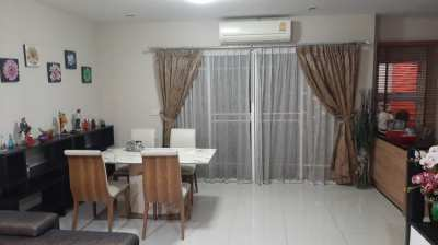 House for sale, Townhome, Samut Prakan