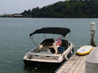 Sea Ray 180 bowrider 2002