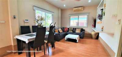 Low Price on a House in Huay Yai! Don't Miss it!