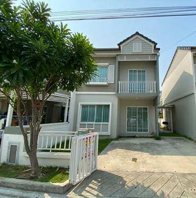 FOR SALE THE VILLAGE BANGNA WONGWAEN 2 /3 beds 2 baths / **4.5 MB**