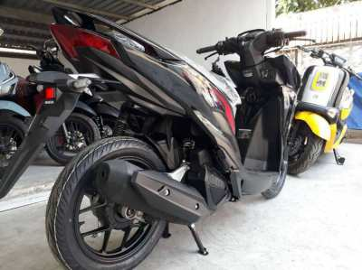 Yamaha GT125i Cash/installment