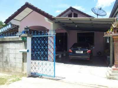 House in Nakhon Si Thammarat