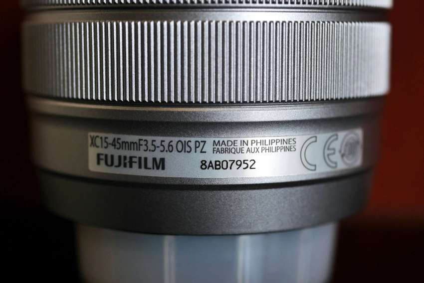 Two new Fujifilm Fuji Fujinon Super EBC XC Lenses