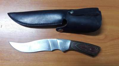 Selling antique knives