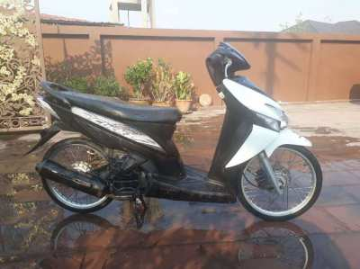 Honda Click 2006 110cc