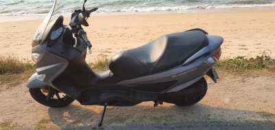 Suzuki Bergman 200. REDUCED PRICE