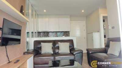 #CSR1468  A Beautiful Condo For Rent @ Amazon At Jomtien