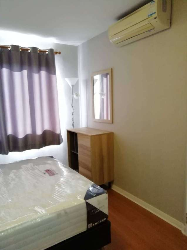 LPN Bodindecha Ramkamhang TowerD3 Floor6 Nice Decor Soccer Field View
