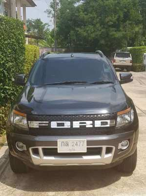 Ford Ranger Wildtrack 2.2 Hi Rider - year 2014