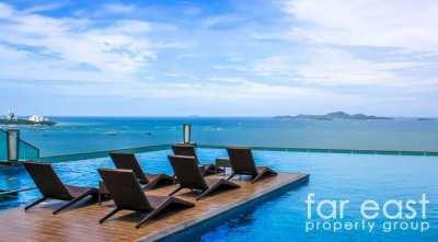 Wongamat Beachfront Rental