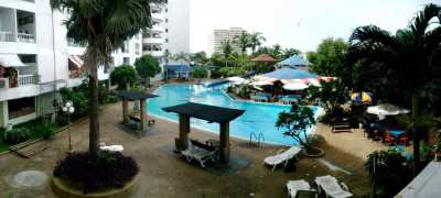 Condo in Central Pattaya for rent