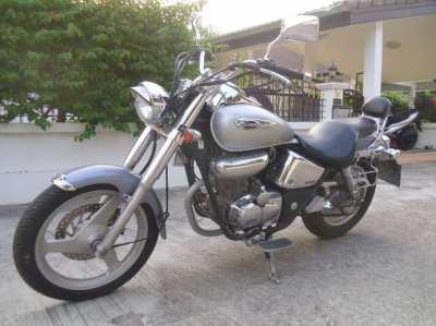 Honda Phantom TA200