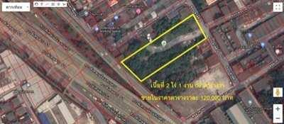 Land for sale in Sukhumvit Soi 56, Bangkok