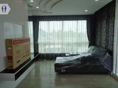 Condo Jomtien for rent, new room, Big room, beautiful view