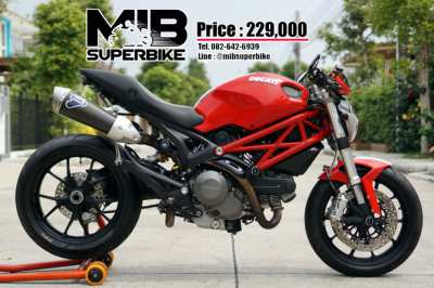 Ducati Monster 796 2015 ABS excellent price! With Termignoni exhaust!