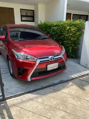 Toyota Yaris 2014 G