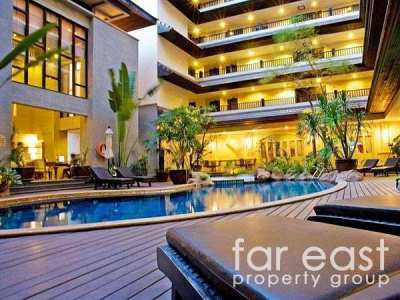 Nirvana Place Pratumnak - For Sale With Tenant