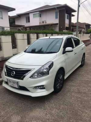 For Sale NISSAN Almera Sportech AUTOMATIC Year 2018