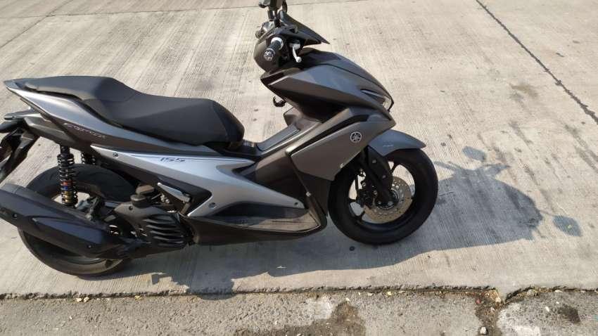 Yamaha Aerox ABS Version Low km