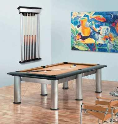 Brunswick Manhattan 8ft Pool Table (New Price $20,000)