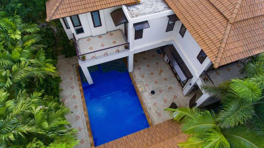 Luxury 4 bedr Pool Villa @ Bang Tao