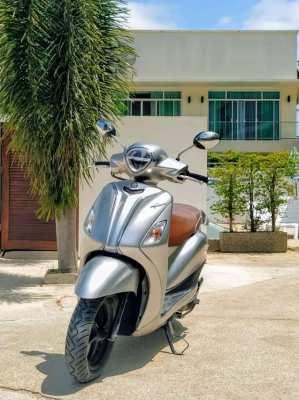 Yamaha Grand Filano 2018 with ABS on sale