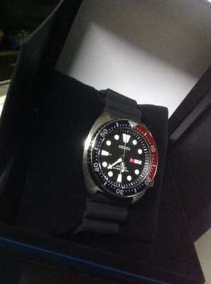 Pre-owned seiko watches