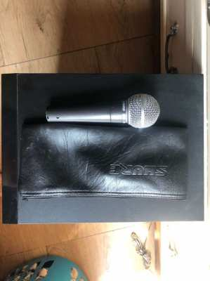Shure Microphone SM58