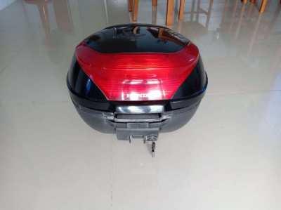 Honda Motorcycle Topcase