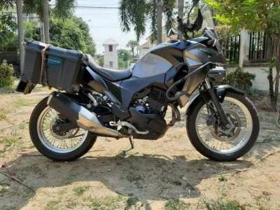 Kawasaki Versys X-300 ABS Tourer For Sale One Owner