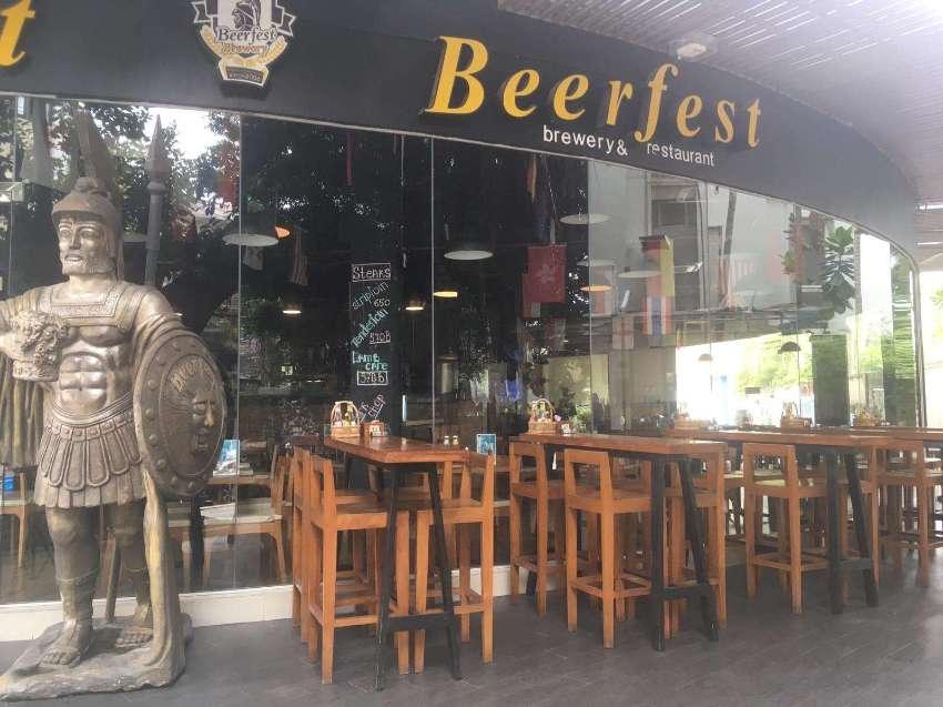 BEERFEST BREWERY&RESTAURANT FOR SALE IN PATTAYA