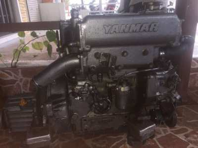 Yanmar 3GM engine complete with gearbox  for sale