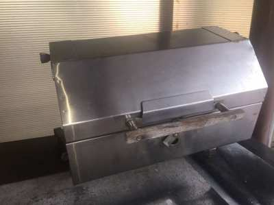 Marine Gas BBQ