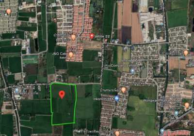 Land for Sale Bang Yai, Nonthaburi
