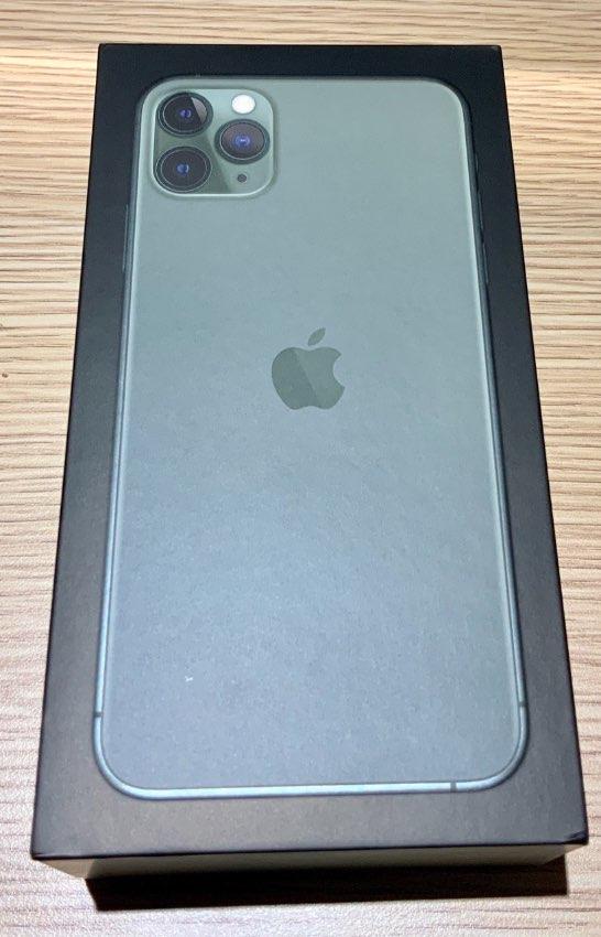 iPhone 11 Max Pro  512 gb Green