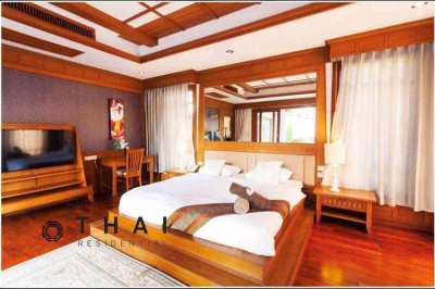 6 Bedroom Thai-Balinese Pool Villa for Sale - Nai Harn Phuket