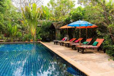 Beautiful Resort near Chiang Mai FOR RENT