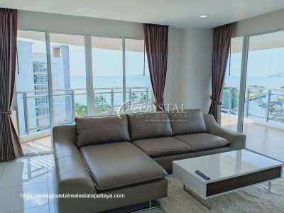 Condo for Rent at rent at Whale Marina Condominium in Na Jomtien