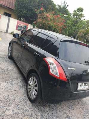 Suzuki Swift Eco GLX Topmodel 2013 46.000 km Only
