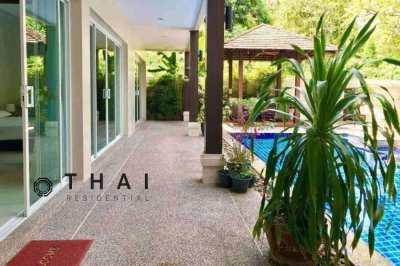 3 Bedroom Pool Villa for Sale at Rawai Grand Villas, Phuket